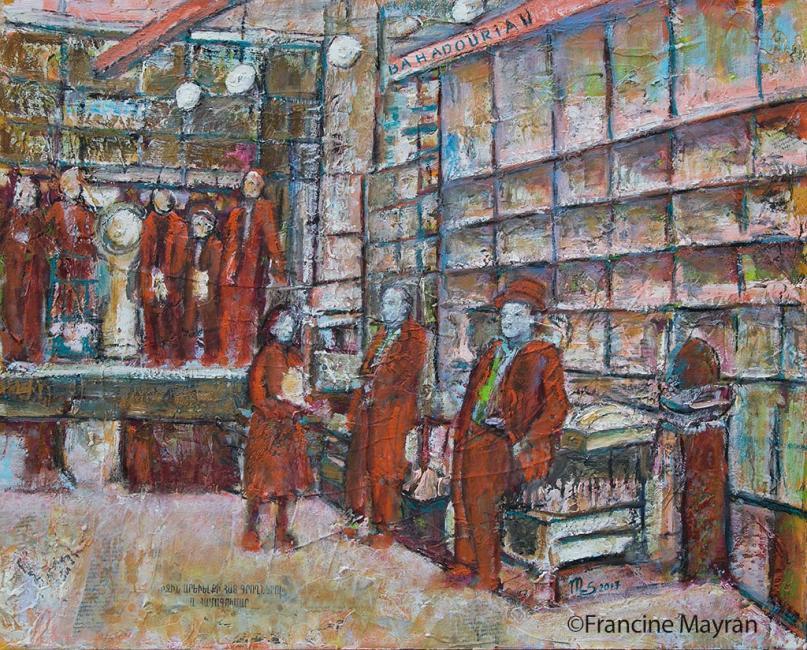 Bahadourian, l'épicerie arménienne